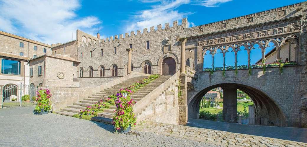 Región de Viterbo Lacio Italia