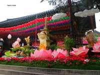 Jogyesa temple (Corée du Sud)