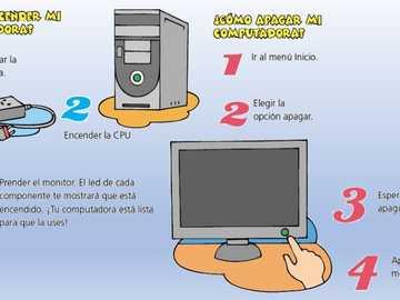 Ligue e desligue o computador - Ligue e desligue o computador
