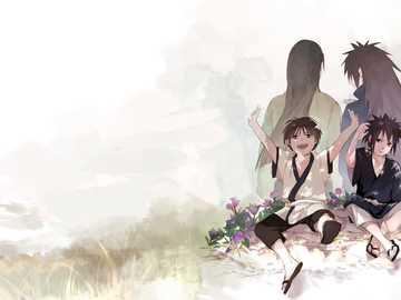 Madara and Hashirama - Naruto Shippuden, Masashi Kishimoto