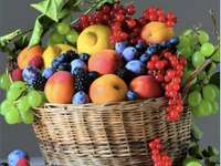 Kosazyk z Owocami
