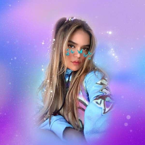 Karol - G - Vous savez qui est cette beauté, écoutez la chanson Hay dio mio de Karol G (4×4)