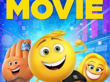 ταινία emoji - emoji movie- puzzle Η ταινία Emoji είναι μια αμερικανική κωμωδία κ
