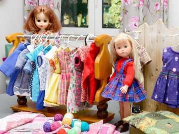 Oblečení pro panenky - M ..............................