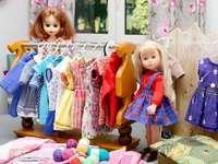 Кукли-дрехи - М ..............................