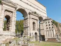 Het oude Rome Porta Maggiore