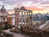 Starodávná místa ve městě Řím - Starodávná místa ve městě Řím