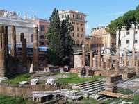 Starověké římské divadlo Pompey - Starověké římské divadlo Pompey