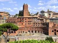 Αρχαία Ρώμη Traiano Mercati