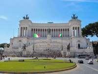 Rome Vittorio Emanuele Monument