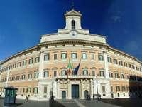 Rom Palazzo Montecitorio
