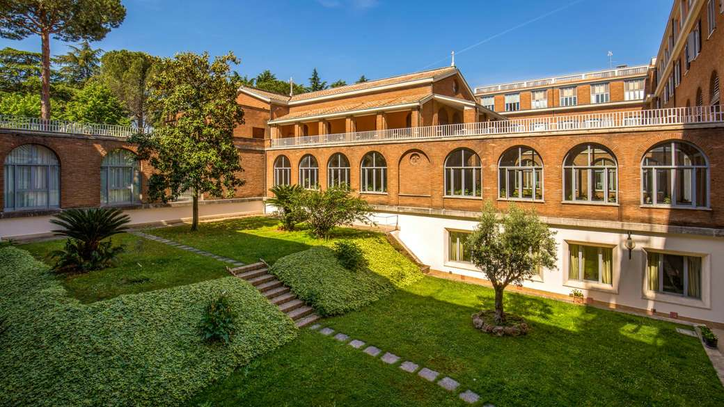 Řím Villa Aurelia Hotel