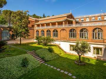 Rome Villa Aurelia Hotel