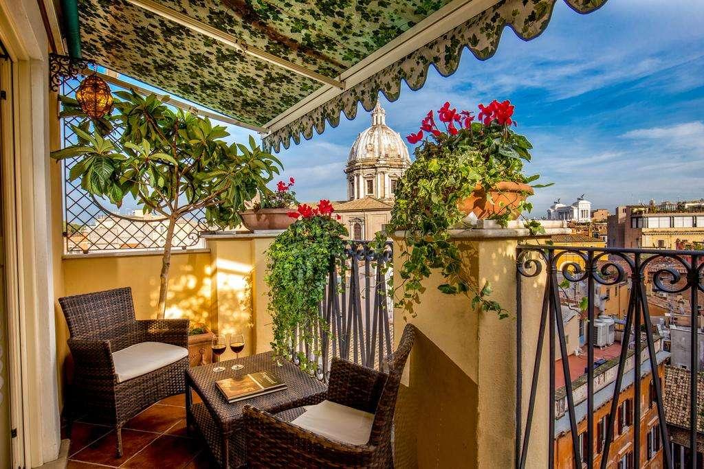 Rome Boutique Hotel Campo di Fiori (13×9)