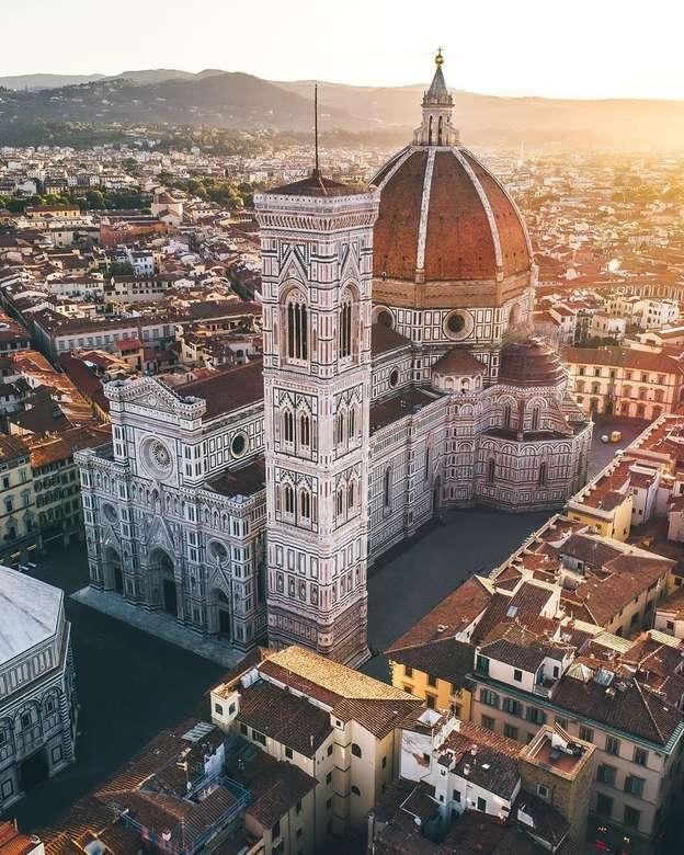 florens - Detta är ett foto av Italien (8×10)