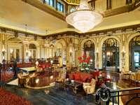 Rome Hotel Sankt Regis lobby