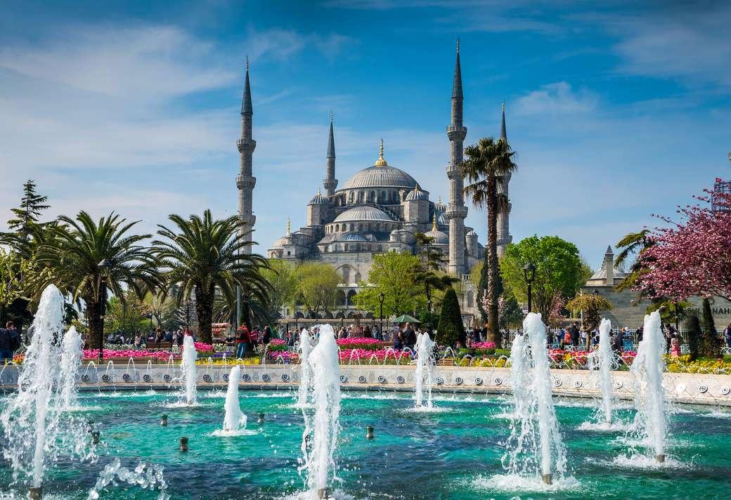 Turkiet-fontäner - M ....................