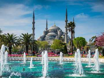 Turkey- fountains - M ....................
