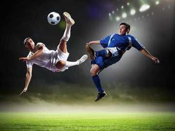 Jogo de futebol - M .......................