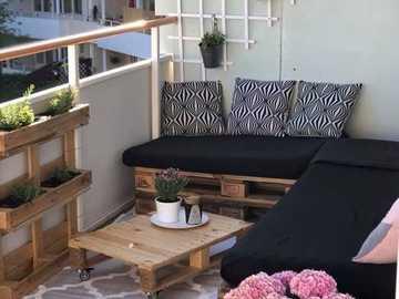Flori pe balcon - M ......................
