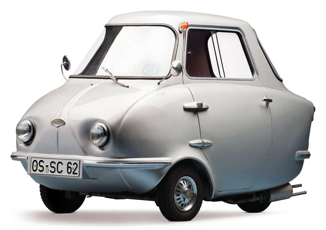 1960 Scootacar De Luxe