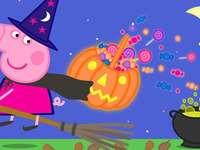 Peppa de halloween 1