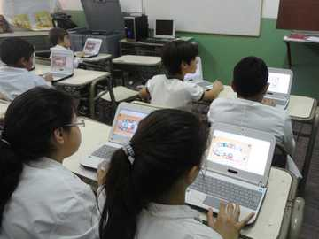 CONNECT EQUALITY - Conectar Igualdad was carried out in order to reduce digital, educational and social gaps throughout