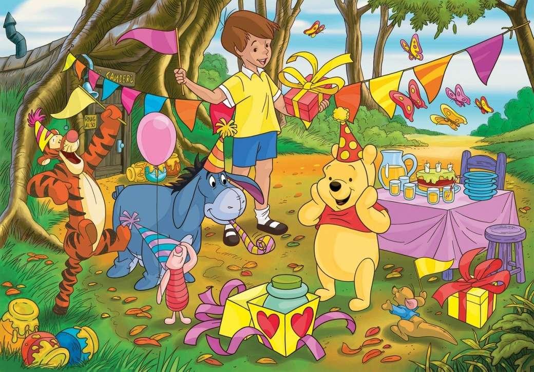 Winnie the Pooh - m (10×7)