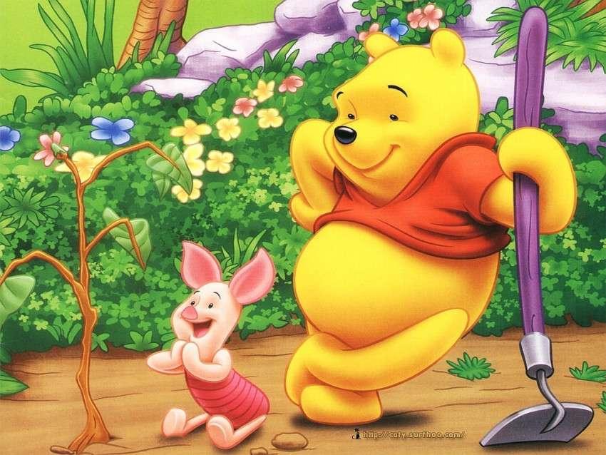 Winnie the Pooh - m (11×9)