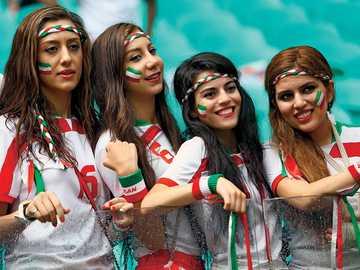 Mulheres iranianas - m ..............................