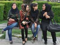 Mulheres iranianas