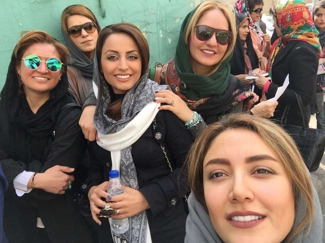 Mujeres iraníes - m (10×8)