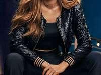 Gigi Hadid - Puzzle słynnej modelki Gigi Hadid