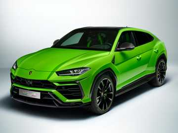 Lamborghini Urus - This Is A Photo Of A Compact Crossover.