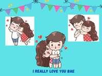 PARA VOCÊ QUERIDO - Eu faço com todo meu amor por você, aproveite