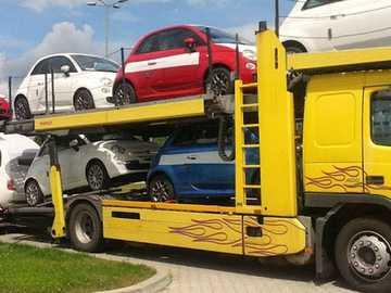 transport en voiture - m ...........................
