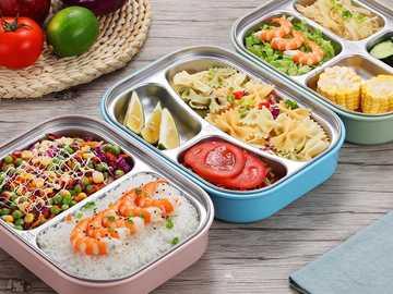 Gezonde lunchbox - m .........................