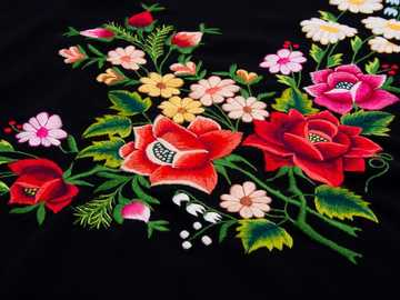 the art of embroidery - m ..........................