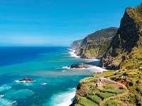 Madeira - Bucht - ....... m ..................................