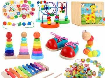 brinquedos de madeira - m .......................