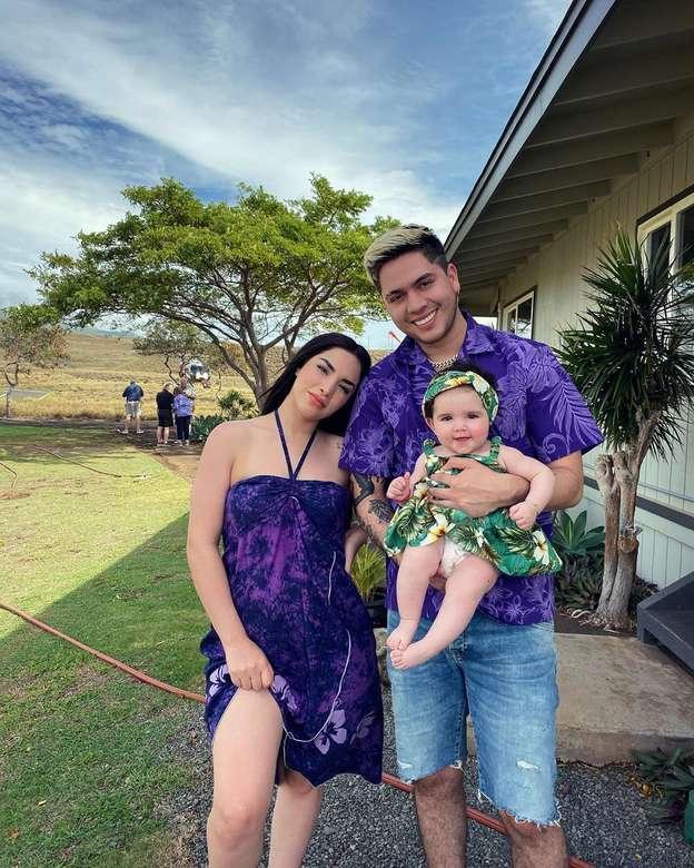 famille jukilop - Juan de Dios Pantaja Kimberly Loaiza et Kima Pantoja Loaiza (7×9)