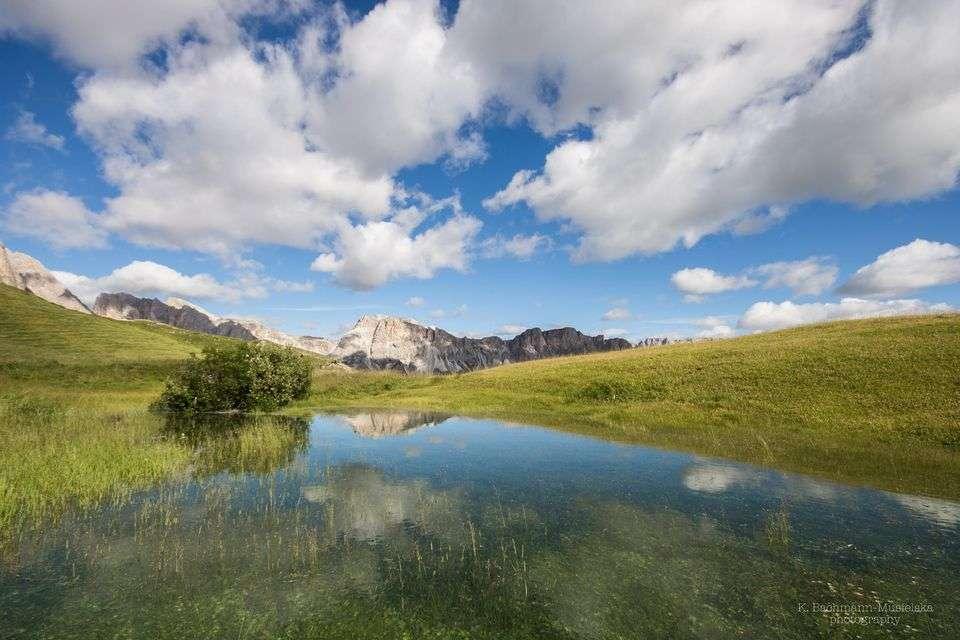 le Tyrol magique - merveilleuse magie Tirol Italie