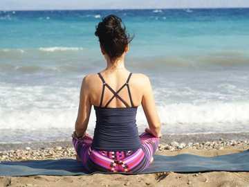 teknik för hälsosam meditation - m ........................