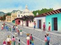 Antigua Guatemala - Image de balise Jose Antonio Gonzalez Escobar