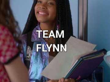 Team Flynn - Lös vårt pussel!