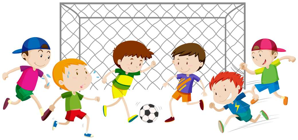 Football - The most popular sport in the world (10×5)