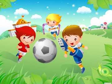 Futball - A világ legnépszerűbb sportja.