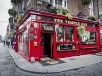 Dublin, Irlanda - Temple Bar, Dublin