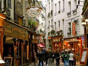 Latin Quarter in Paris - Latin Quarter in Paris, France