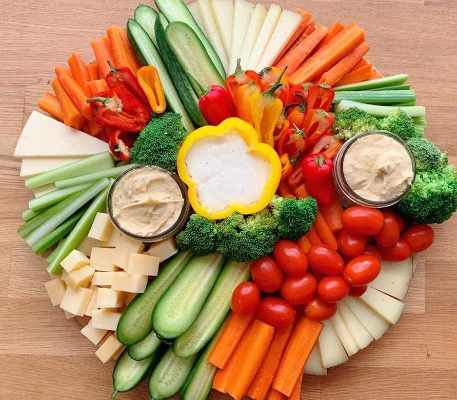 Beilagen, gesundes Gemüse
